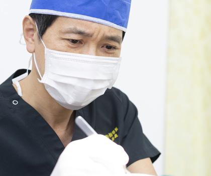 全国どこでも変わらないドクターの医療技術