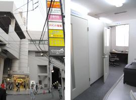 大阪院の店舗