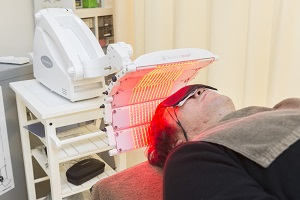HARG治療にプラスα!LEDライトセラピーによる相乗効果に期待◎