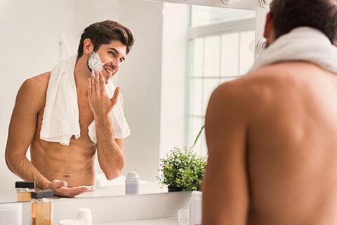 ヒゲ脱毛にクリームは使用できる?ヒゲの処理方法の種類